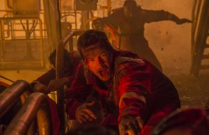 Mark Wahlberg stars as Mike Williams in Lionsgate Home Entertainment's Deepwater Horizon. (Courtesy of Lionsgate)