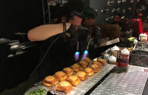 The Gastro Garage pop-up fires up decadent dishes. (David Tobin/LOL-LA)
