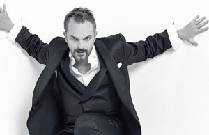 Win tickets to see Miguel Bosé at the Greek.