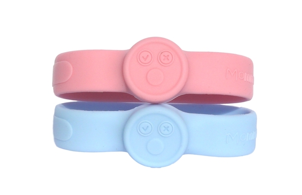 Mommy's Watches make monitoring breast milk easy.