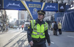 Mark Wahlberg as Sgt. Tommy Saunders in Patriots Day(CBS Films)