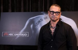 "Kurt Sutter at NBC Universo's ""Sons of Anarchy"" Press Day held at W Hotel on January 10, 2017 in Los Angeles, California, United States (Photo by Jc Olivera for NBC Universo)"