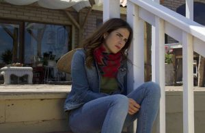 Karla Souza as Clara Barron Karla Souza in Everybody Loves Somebody. (Courtesy of Pantelion Films)