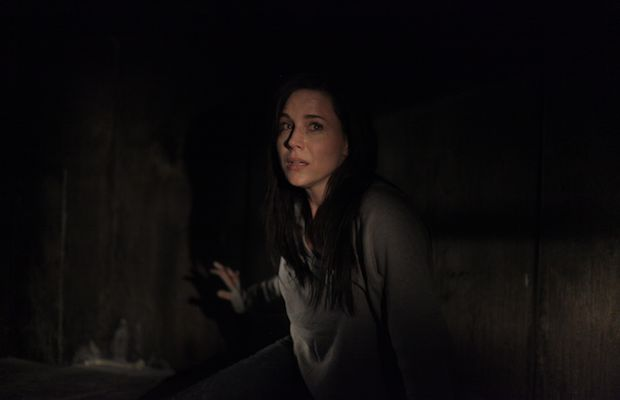 Julie Benz investigates mysterious evictions in Havenhurst.