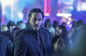 Keanu Reeves stars as John Wick in John Wick: Chapter 2 (Niko Tavernise)