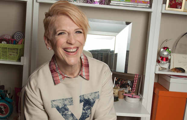 Win tickets to see Lisa Lampanelli at the Theatre at Ace Hotel.