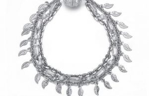 Win a bracelet from Amrita Sen's Cosmic and Eternal Love collection.