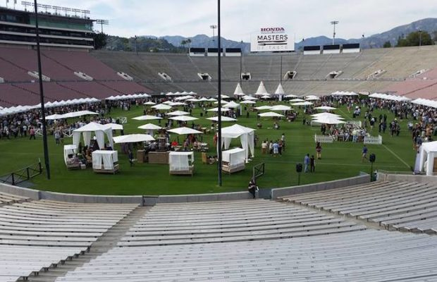 Masters of Taste in 2016 at the Pasadena Rose Bowl (Courtesy of Masters of Taste)