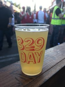 329 lager beer