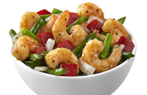 Five Flavor Shrimp from Panda Express (Courtesy Photo)