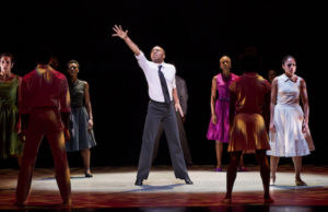 Alvin Ailey American Dance Theater in r-Evolution, Dream (Paul Kolnik)