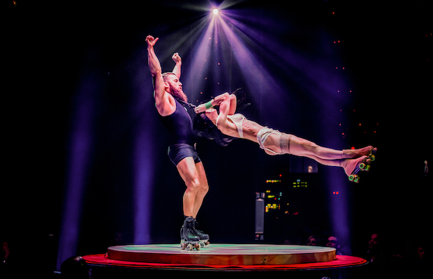 All photos from Las Vegas production of Absinthe. Individual acts and artists subject tochange at each performance.