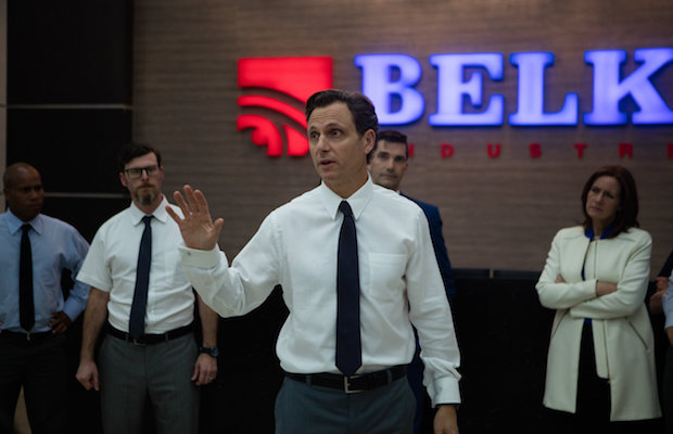 Tony Goldwyn in The Belko Experiment
