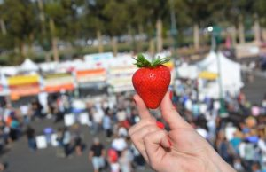 Win tickets to California Strawberry Festival.