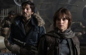 Win a digital download card for Rogue One: A Star Wars Story.
