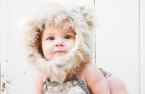 Tenth & Pine carries adorable items like Eskimo Kids' Snow Leopard Faux Fur Hat.