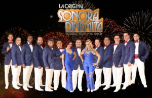La Sonora Dinamita (Courtesy Photo)