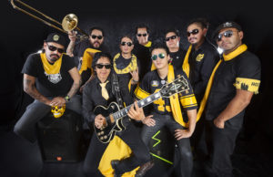Mexican ska band Panteón Rococó (Courtesy Photo)