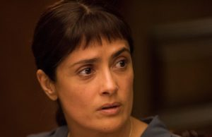 Salma Hayek is Beatriz in Beatriz at Dinner (Roadside Attractions)