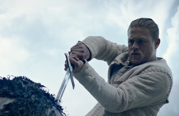 Win King Arthur: Legend of the Sword Fandango Code Carriers.