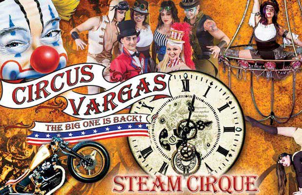 Win tickets to see Circus Vargas in Burbank or Woodland Hills.