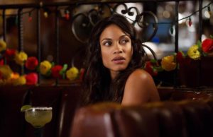 Rosario Dawson stars as Julia Banks in Unforgettable (Karen Ballard)