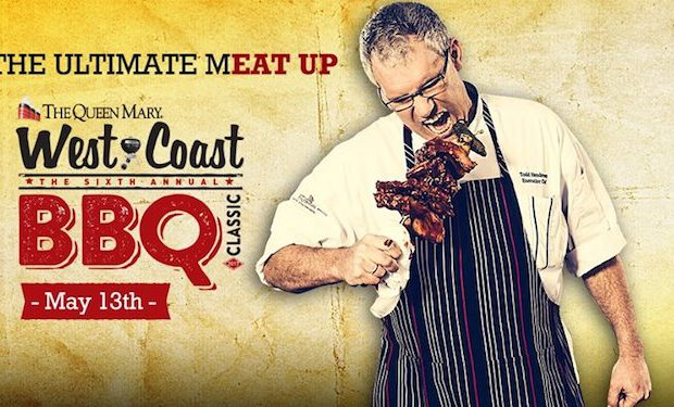 The 6th Annual West Coast BBQ Classic returns to the Queen Mary this May 13