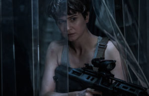 Win passes to an Alien: Covenant screening on May 17. (Mark Rogers)