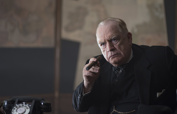 Brian Cox as Winston Churchill in Churchill (Cohen Media Group)
