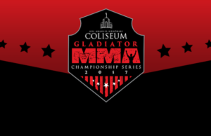 Win tickets to the Coliseum Gladiator MMA Championship Series.