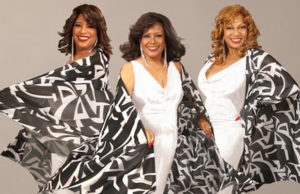 Win tickets to see Scherrie Payne & Lynda Laurence, formerly of the Supremes, at the Rose.