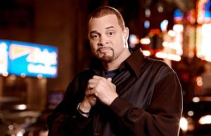 Win tickets to see Sinbad at the Rose.