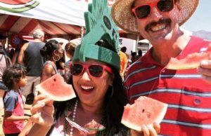 Win tickets to the California Watermelon Festival.