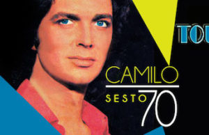 Camilo Sesto performs June 2 at the Microsoft Theater. (Courtesy Image)
