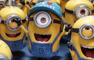 Universal Pictures' Despicable Me 3 opens in theaters June 30, 2017. (Universal Pictures)