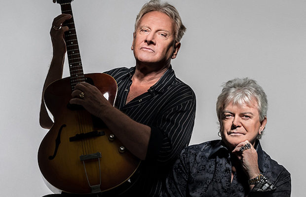 Win tickets to see Air Supply at Thousand Oaks Civic Arts Plaza.