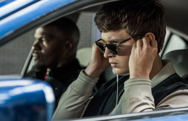 Win a copy of the Baby Driver soundtrack.