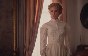 Nicole Kidman as Martha Farnsworth in The Beguiled