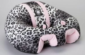The Pink Snow Leopard Hugaboo