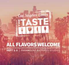 Look forward to Los Angeles Times' the Taste.