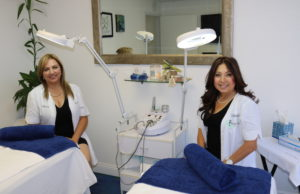 Mary and Ileana of Marileana Skin Care (Courtesy Photo)