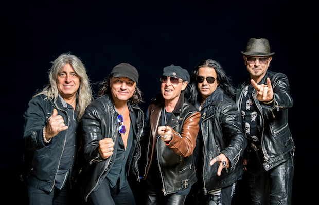 Win tickets to see the Scorpions at the Forum. (Ian Laidlaw)