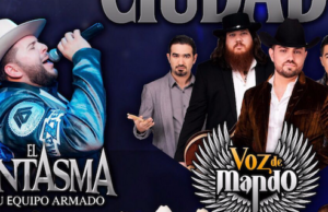 Win Tickets to See Voz de Mando & El Fantasma at Pico Rivera Sports Arena