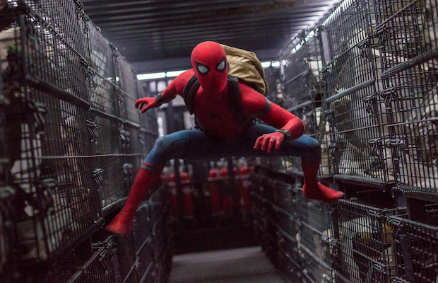 Win passes to a Spider-Man: Homecoming screening on July 5. (Chuck Zlotnick)