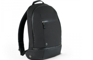 Vessel's Signature Backpack in Black/Croc