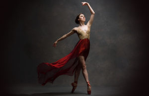Ballerina Tiler Peck curated a wonderful evening of dance in BalletNow.