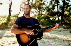 Jack Johnson's easy-going, friendly and carefree personality shows through his music.