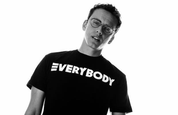 Logic debuted some on-stage firsts at the Greek Theatre on July 10.