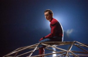 Tom Holland stars in Spider-Man: Homecoming. (Sony Pictures Entertainment)