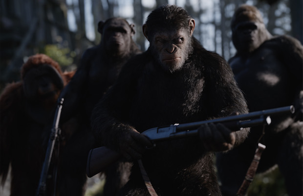 War for the Planet of the Apes succeeds more than any self-contained third film in the past decade. (Twentieth Century Fox)